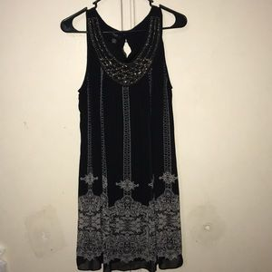Black Alfani Dress